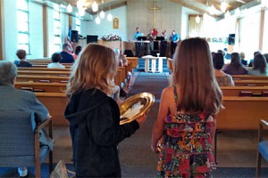 Lake Fenton United Methodist Church Service